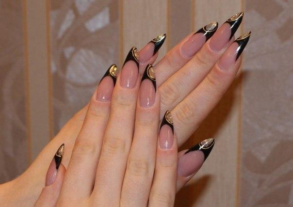 Мастер-класс по дизайну гелевых ногтей